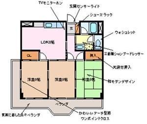 140223間取り図207号室.jpgのサムネイル画像