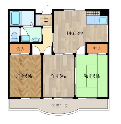 203号間取図リノベ - コピー.png